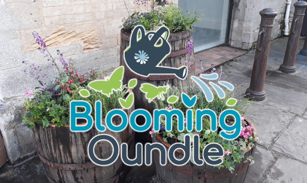 'Blooming Oundle' Up & Running